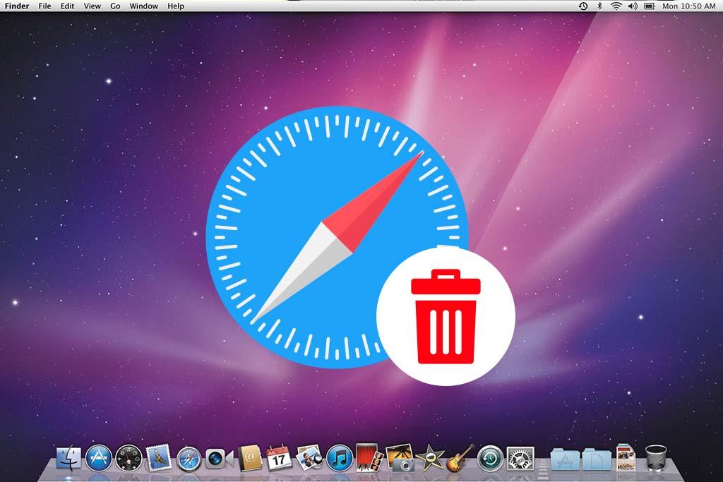 uninstall safari on mac